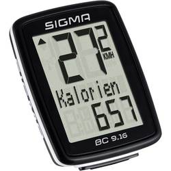 kolesarski računalnik Sigma BC 9.16 kabel za prenos s kolesnim senzorjem