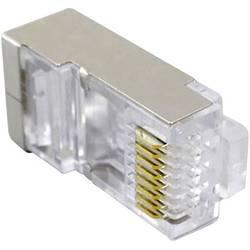 Modularni utikač, potpuno oklopljen Cat.5e TRU Components 1577829 1 kom.