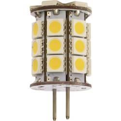 LED žarnica GY6.35 oblika svinčnika 3.5 W = 25 W topla bela (premer x D) 19 mm x 35 mm EEK: A++ Sygonix 1 kos