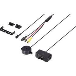 Kamera za vožnju unatrag s kablom, senzori za parkiranje, linije za pomoć pri udaljenosti, fiksna razina zvuka, akustički, optič