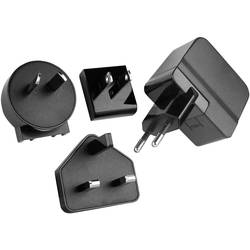 HN Power HNP12I-USBL6 HNP12I-USBL6 USB napajalnik Vtičnica Izhodni tok maks. 2400 mA 1 x USB Stabiliziran