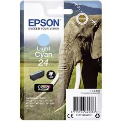 Epson črnilo T2425, 24 original nežna cianova C13T24254012