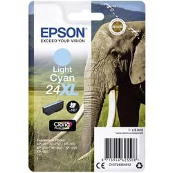 Epson črnilo T2435, 24XL original nežna cianova C13T24354012