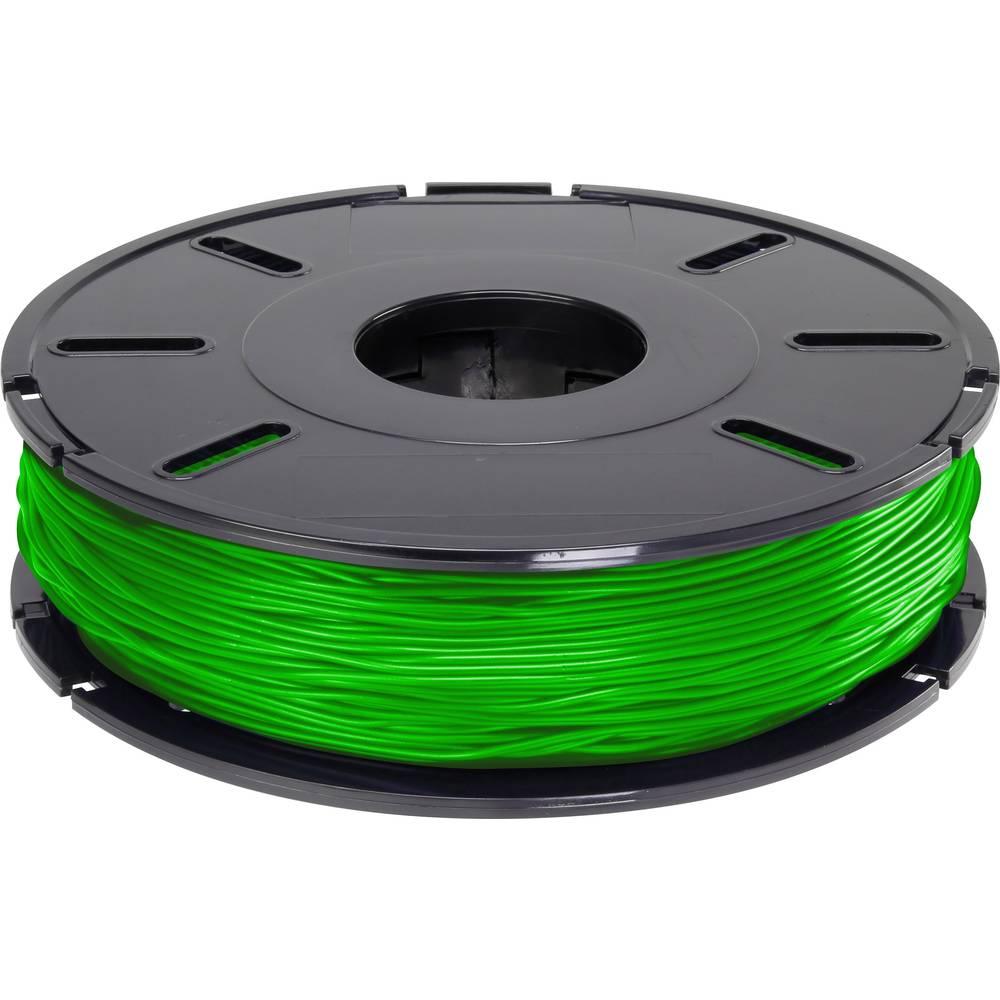 Polnilo (filament) Renkforce TPE pol-fleksibilno 2.85 mm zelene barve 500 g