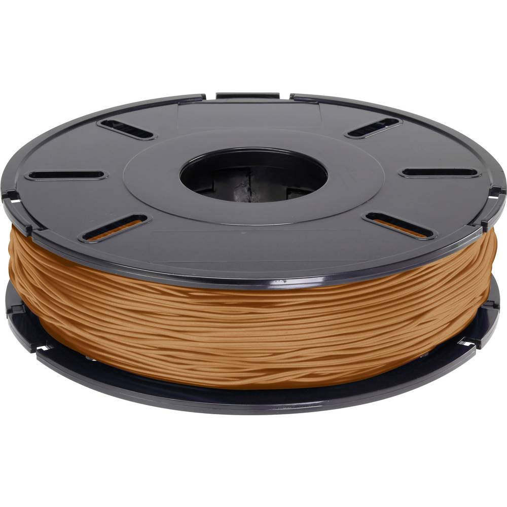 Polnilo (filament) Renkforce PLA Compound 2.85 mm bronaste barve 500 g