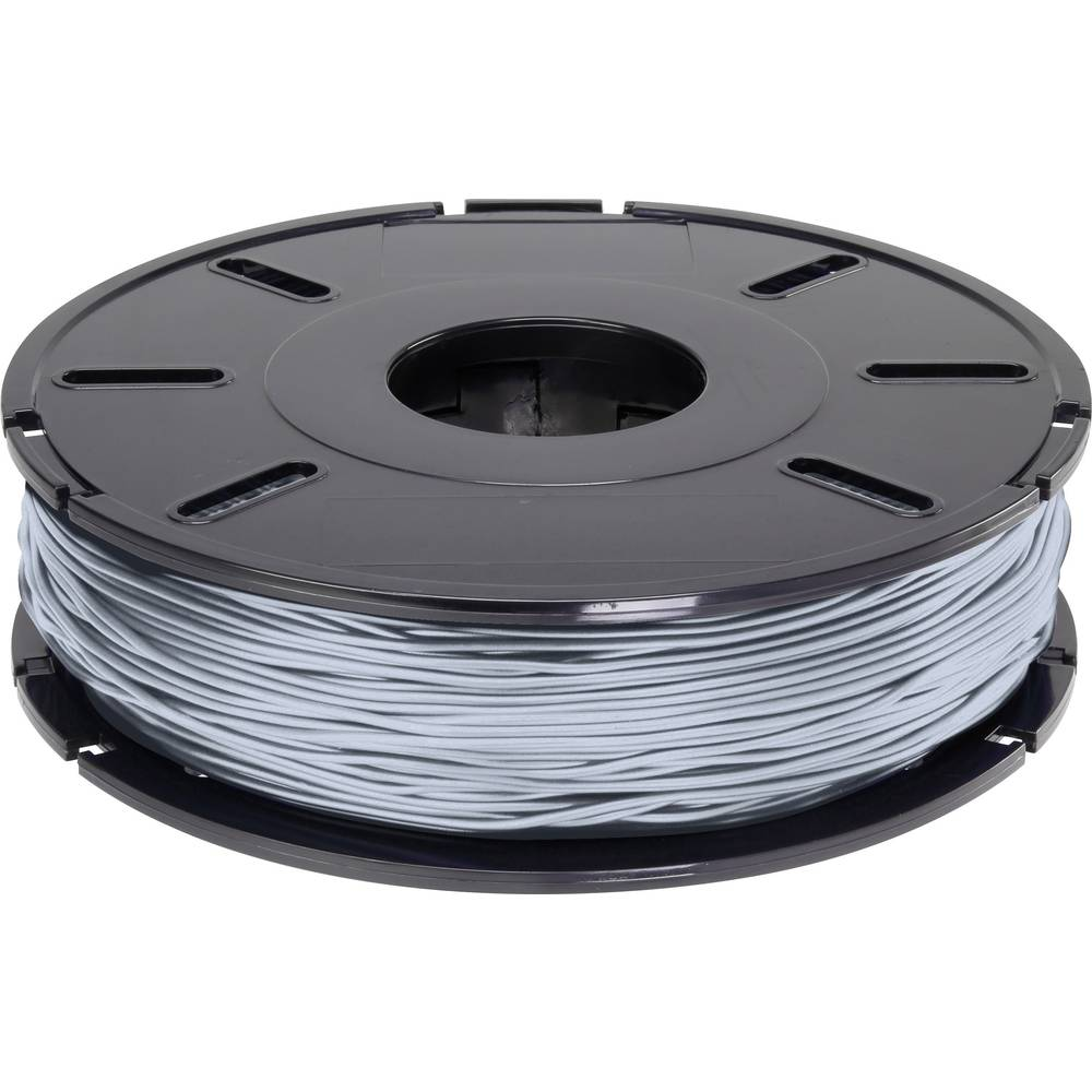 Polnilo (filament) Renkforce PLA Compound 2.85 mm iz aluminija 500 g