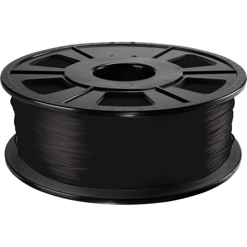 Polnilo (filament) Renkforce PLA 2.85 mm črne barve 1 kg