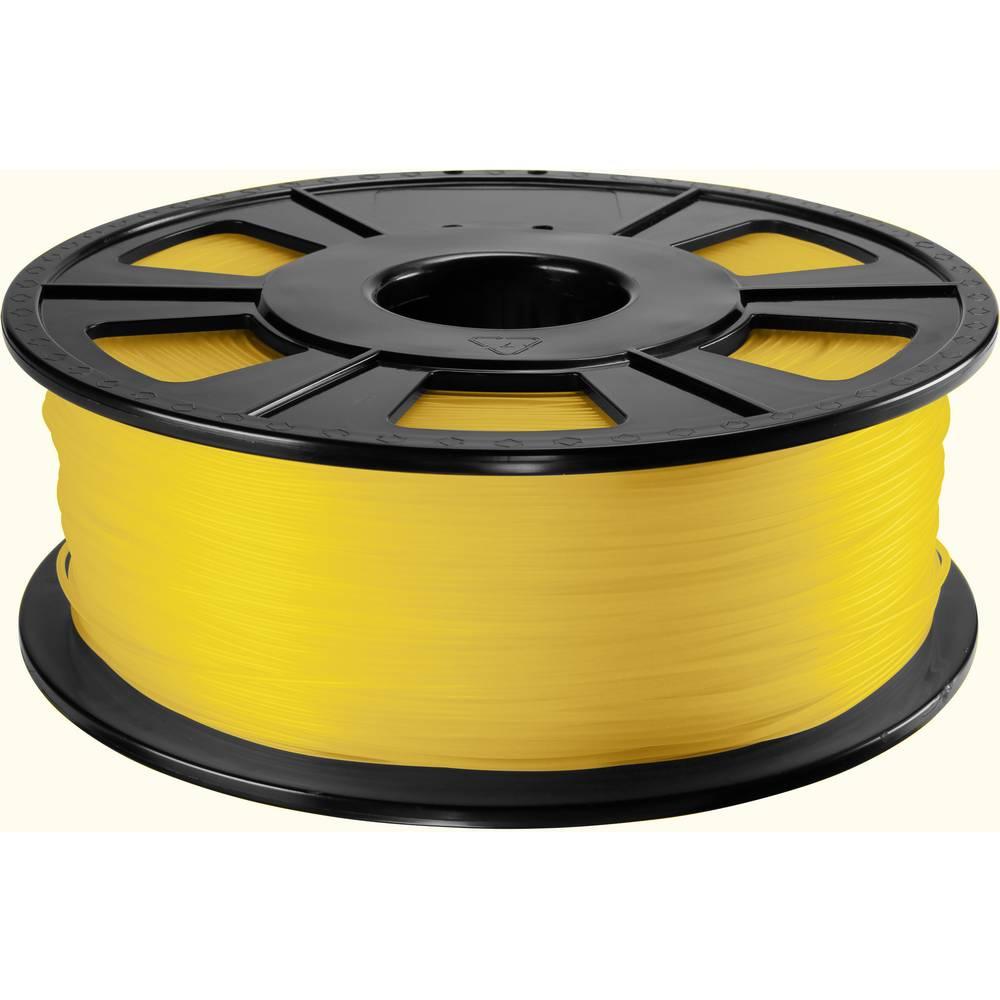 Filament Renkforce PETG 2.85 mm žute boje 1 kg