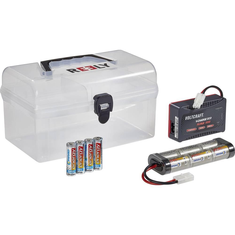 Reely Elektrobox RtR začetni komplet brez daljinskega upravljalnika