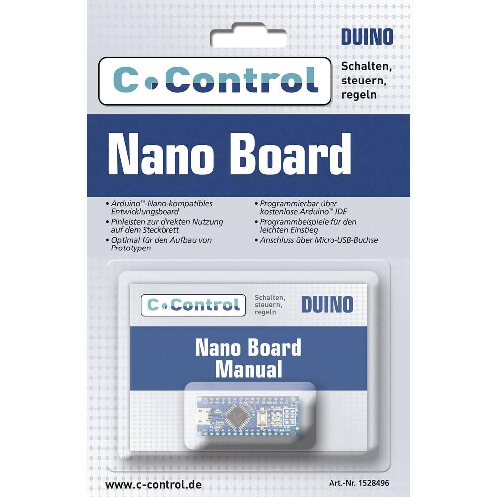 Razvojna plošča C-Control Nano Board