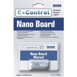 Evaluationsboard C-Control Nano Board