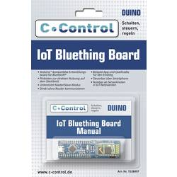 Evaluationsboard C-Control IoT Bluetooth Board