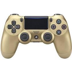 Igralni plošček Sony Dualshock 4 brezžičen 2016 PlayStation® 4 zlate barve