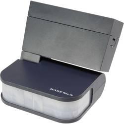 Nadometni PIR-senzor gibanja Basetech 1528592 240 ° sive barve IP44