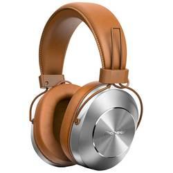 Pioneer SE-MS7BT-T Bluetooth® hifi over ear slušalke over ear NFC, naglavni komplet, kontrola glasnosti rjava