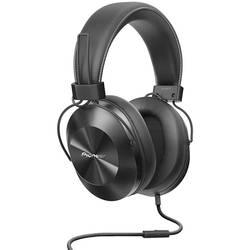 Pioneer SE-MS5T-K hifi over ear slušalke over ear naglavni komplet črna