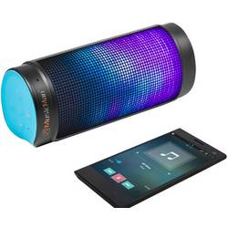Bluetooth-högtalare Technaxx Musicman BT-X26 Soundstation Svart/Blå
