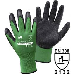 Leipold + Döhle 1490 fino pletene rukavice SIMPLY lateks, veličina: 11