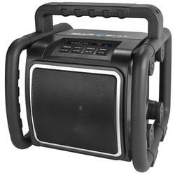 Bluetooth® zvočnik PerfectPro BlueBull AUX, zaščiten pred škropljenjem vode, USB črne barve