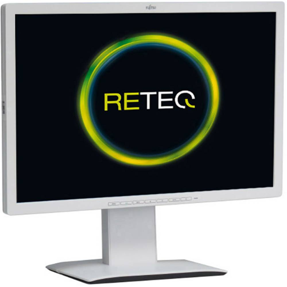 LED-monitor (obnovljen) 61 cm (24 palčni) Fujitsu B24W-6 EEK n.rel. 1920 x 1200 pikslov 16:10 5 ms VGA, DVI, DisplayPort, USB 2.