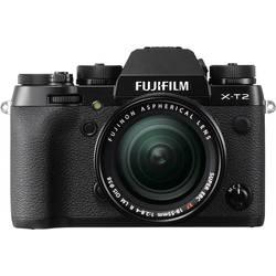 Systemkamera Fujifilm X-T2 Kit 24.3 MPix inkl. XF 18-55 mm Sort