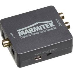 Audio Konverter Marmitek Connect DA51 [Toslink, RCA-digital - Stereo RCA (R/L)]