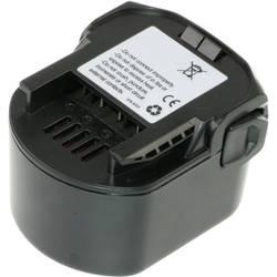 XCell 135261 električni alaT-akumulator Zamjenjuje originalnu akumul. bateriju AEG M1230R 12 V 3000 mAh NiMH