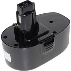 XCell 140044 električni alaT-akumulator Zamjenjuje originalnu akumul. bateriju Black & Decker A9277 18 V 3000 mAh NiMH