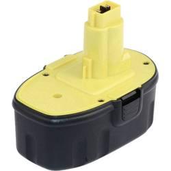 XCell 119482 električni alaT-akumulator Zamjenjuje originalnu akumul. bateriju DeWalt DW9095 18 V 3000 mAh NiMH