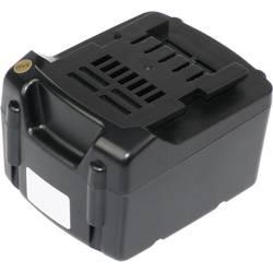 XCell 136915 električni alaT-akumulator Zamjenjuje originalnu akumul. bateriju Metabo 625526000 14.4 V 3000 mAh li-ion
