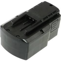 XCell 135249 električni alaT-akumulator Zamjenjuje originalnu akumul. bateriju Festo BPS15.6 15.6 V 3000 mAh NiMH