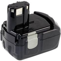 XCell 132839 električni alaT-akumulator Zamjenjuje originalnu akumul. bateriju Hitachi EBM1830 18 V 3000 mAh li-ion