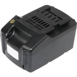 XCell 136918 električni alaT-akumulator Zamjenjuje originalnu akumul. bateriju Metabo 625527000 18 V 3000 mAh li-ion