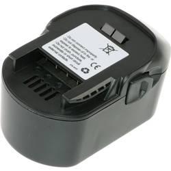 XCell 135264 električni alaT-akumulator Zamjenjuje originalnu akumul. bateriju AEG M1430R 14.4 V 3000 mAh NiMH