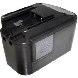 XCell 118842 električni alaT-akumulator Zamjenjuje originalnu akumul. bateriju AEG B9.6 9.6 V 3000 mAh NiMH