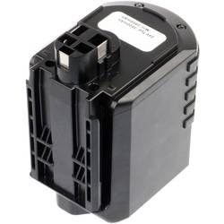 XCell 118859 električni alaT-akumulator Zamjenjuje originalnu akumul. bateriju Bosch 2607335216 24 V 3000 mAh NiMH