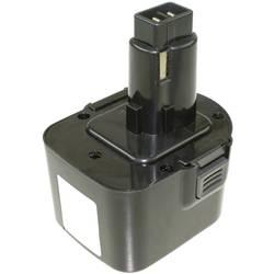 XCell 118877 električni alaT-akumulator Zamjenjuje originalnu akumul. bateriju DeWalt DE9071 12 V 3000 mAh NiMH