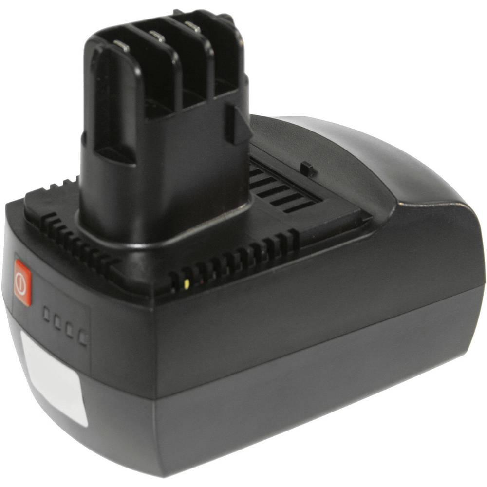 XCell 130937 Akumulatorsko električno orodje Nadomešča originalno baterijo Metabo 6.25475 14.4 V 3000 mAh Li-Ion