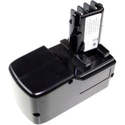 XCell 126095 električni alaT-akumulator Zamjenjuje originalnu akumul. bateriju Metabo 6.31739 18 V 3000 mAh NiMH