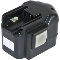 XCell 138809 električni alaT-akumulator Zamjenjuje originalnu akumul. bateriju Milwaukee BXS12, Milwaukee 48-11-1967 12 V 3000 m