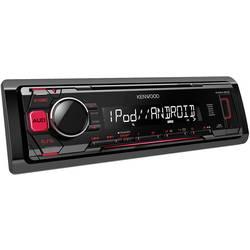 Bilradio Kenwood KMM-203 Tilslutning til ratbetjening
