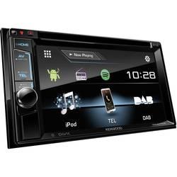 Dobbelt-DIN Moniceiver Kenwood DDX-4017DAB DAB+ tuner, Håndfrit Bluetooth®-system, Tilslutning til ratbetjening, Tilslutning til