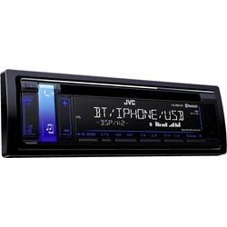 Bilradio JVC KD-R881BT Tilslutning til ratbetjening