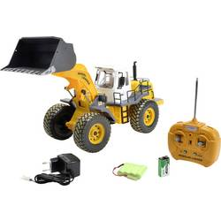 Carson Modellsport 1:14 RC funkcijski model za začetnike Gradbeni stroj Vklj. akumulator, polnilnik in oddajnik baterije