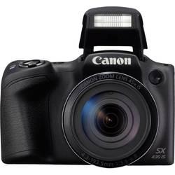 Digitalkamera Canon SX-430 IS 20.5 MPix 45 x Svart