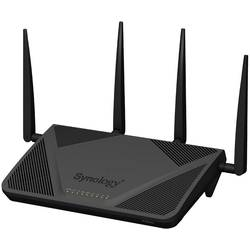 Synology RT2600ac WLAN router 2.4 GHz, 5 GHz 2.6 Gbit/s