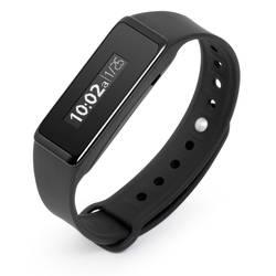 Fitness-merilnik Technaxx Touch TX-72 velikost=univerzalna, črne barve