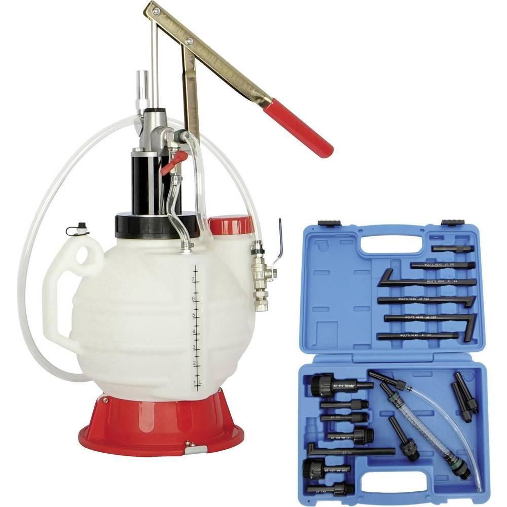 Kunzer Öleinfüllgerät med adaptere 18 Kunzer 7OEG18
