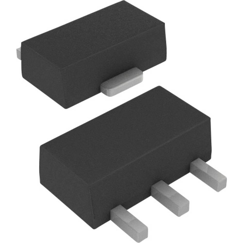 Tranzistor (BJT) - discrete Infineon Technologies BCX53-16 SOT-89 1 PNP