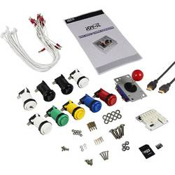 Raspberry Pi® Spelkonsol Joy-it Raspberry Gamestation Maker Set